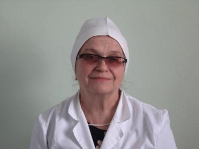 Московська Валентина Петрівна
