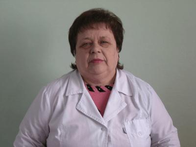 Сердюк Віра Василівна