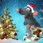 Щиро вітаємо Вас і Ваш колектив з наступаючим Новим Роком та Різдвом Христовим!